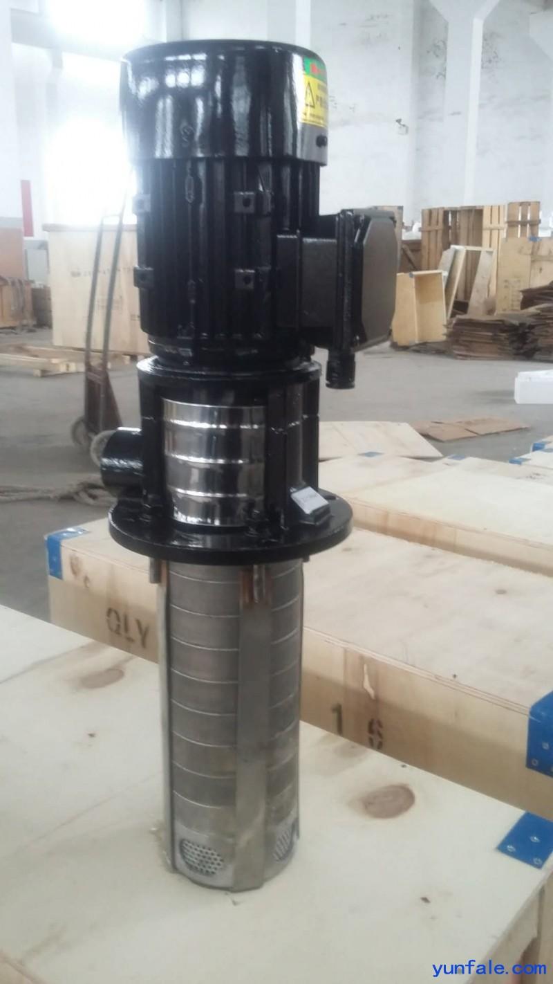 恩达泵业QLY1-200机床冲屑泵