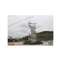 华阳雕塑 仙女雕塑制作 贵州不锈钢雕塑设计 重庆雕塑厂