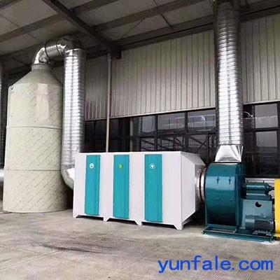 河南新乡uv光氧催化废气处理效率如何,uv光氧催化原理