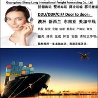 广州海运家具澳洲 包税双清 门到门服务