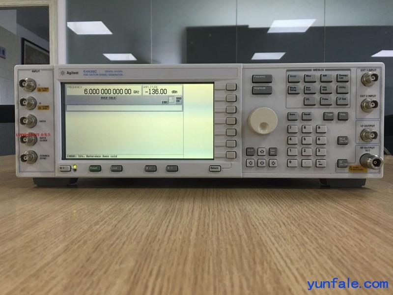 收购Agilent E4432B ESG系列信号源