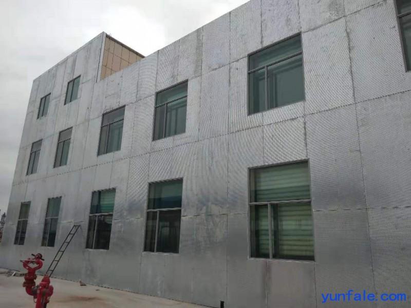 江苏无锡中心医院锅炉房防爆墙泄爆墙厂家雷辰设计方案
