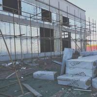 陕西四氢呋喃副产品项目防爆墙泄爆墙厂家雷辰更专业