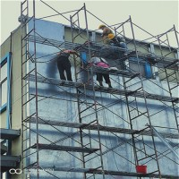 辽宁新民市轻质防爆墙厂家设计龙骨排布图--更牢固