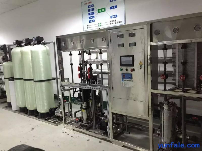 苏州反渗透设备|电镀行业纯水设备|软化水设备