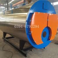 大康锅炉1吨卧式燃气热水锅炉CWNS0.7-95/70-YQ